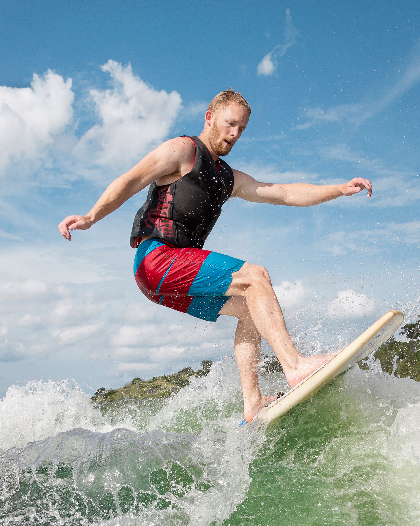 Wakeboarding Web