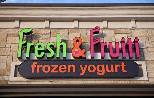 Fresh & Fruiti Frozen Yogurt