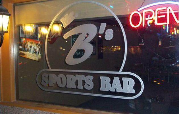 Mr. B's Sports Bar