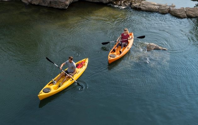 Just Yakin Kayak & SUP Rentals