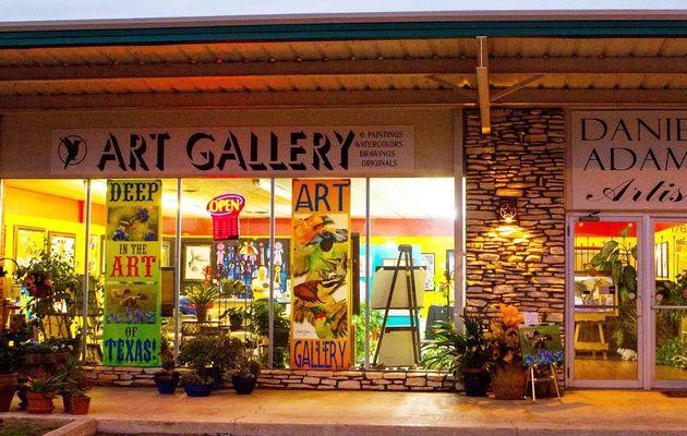 Daniel Adams Art Gallery