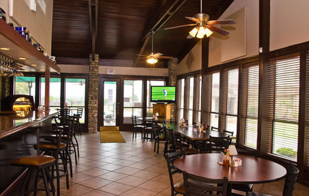 Hidden Falls Restaurant