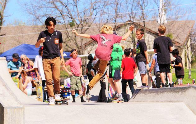 Falls Creek Park & Skatepark