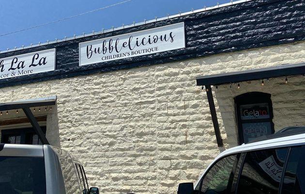 Bubblelicious Children's Boutique