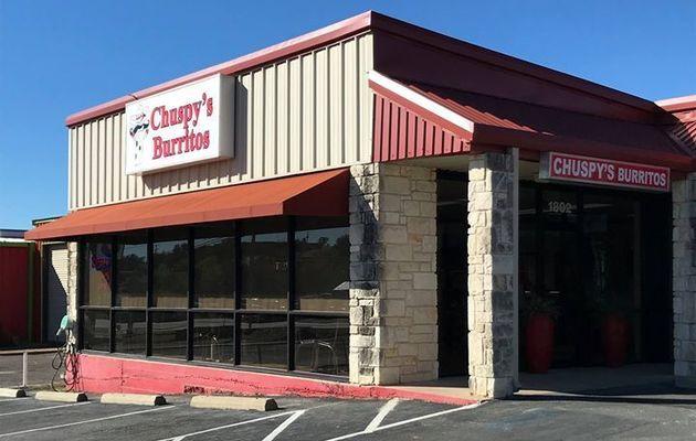 Chuspy's Burritos
