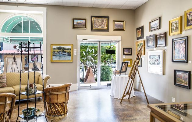 Marta Stafford Fine Art Gallery
